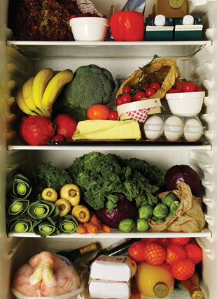 health fridge