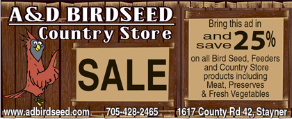 bird seed feeders country store