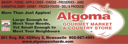 Algoma Orchards Gourmet Market