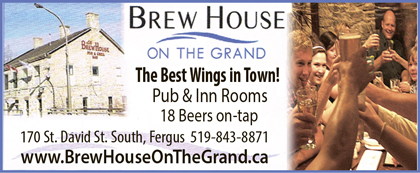 Brew House on the Grand