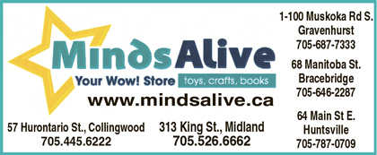 Minds Alive toys for all ages