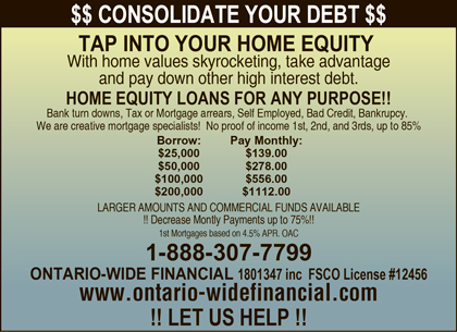 Ontario Wide Financial