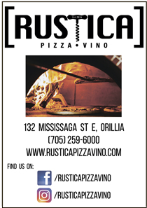 Rustica Pizza and Vino