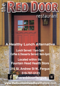 Fountainhead Health Store and The Red Door