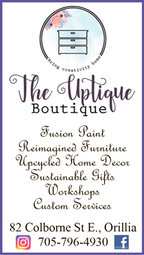 uptique boutique fusion paint upcycled